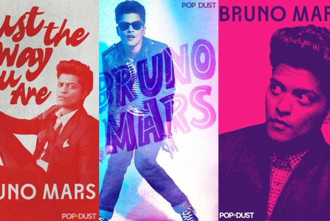 Hooligans: We Made You A Bruno Mars Wallpaper For Your