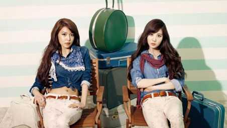 Girls Generation Tommy Hilfiger Feature