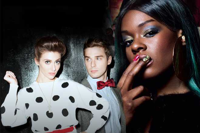 Karmin Azealia Banks Feud Feature