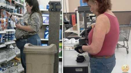 People of walmart photos