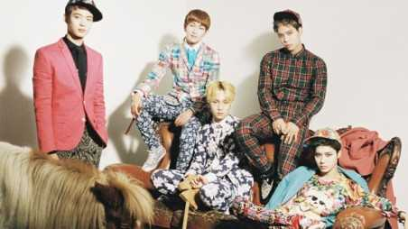 SHINee Feature