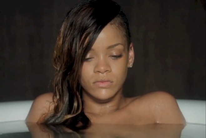 Rihanna Naked Stay Video