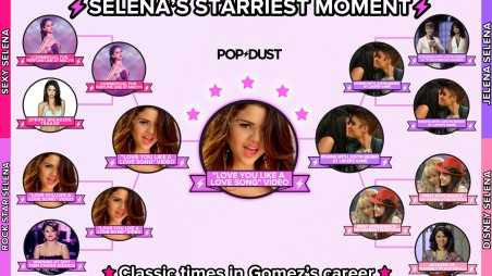 Selena Tournament LOVE SONG Final Bracket