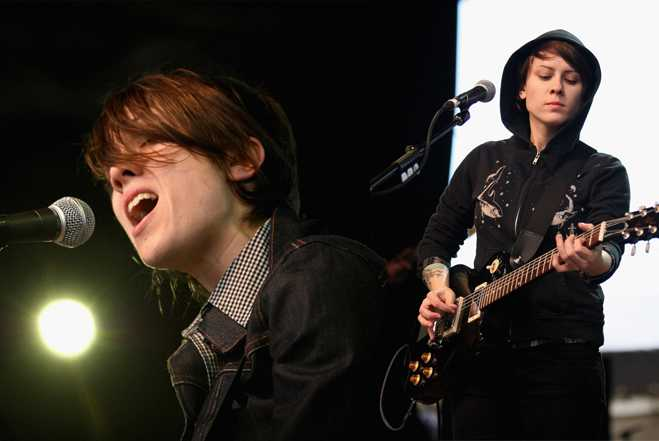 Tegan And Sara Slideshow