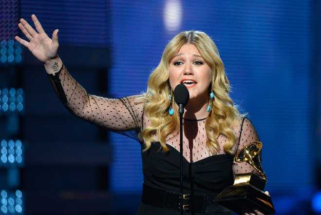 Kelly clarkson weight gain 2013 grammys images amp pictures becuo
