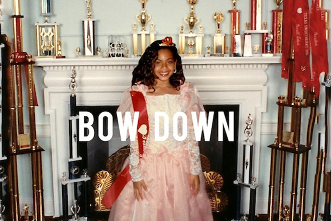 Beyonce Bow Down Album Art Feature
