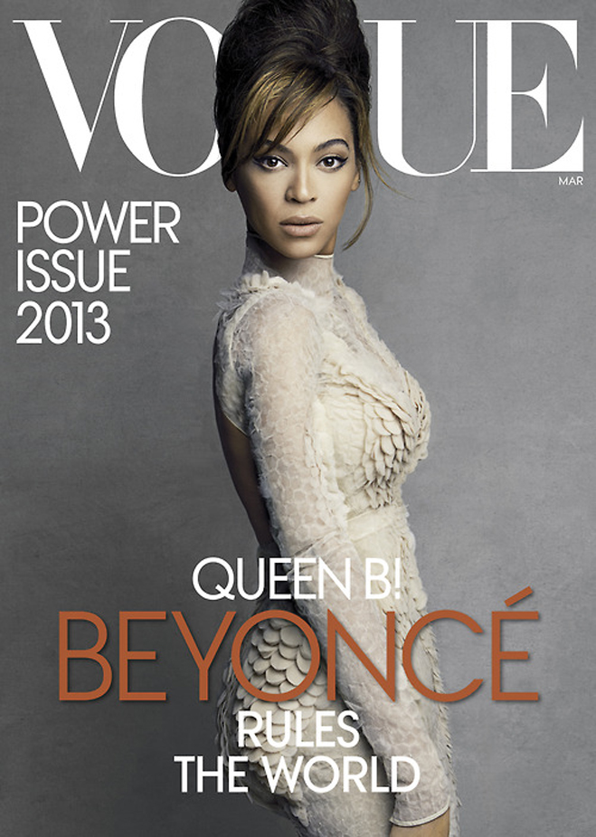 beyonce vogue magazine... Cheryl Cole Lyrics