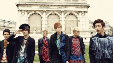TEEN TOP Feature