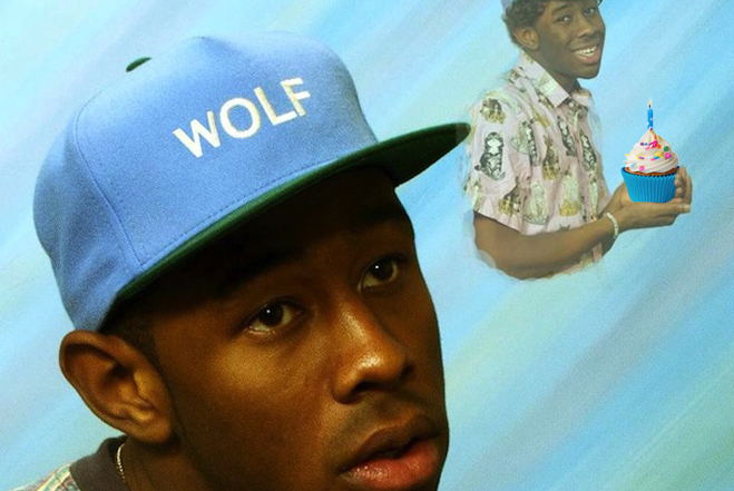 Tyler The Creator Wolf CUPCAKE Cover Feature