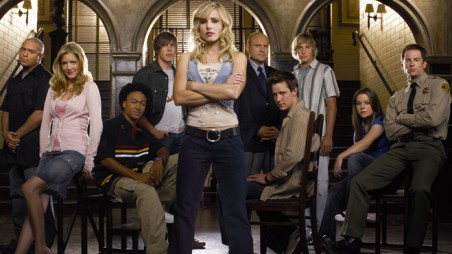 Veronica Mars High School TV Feature