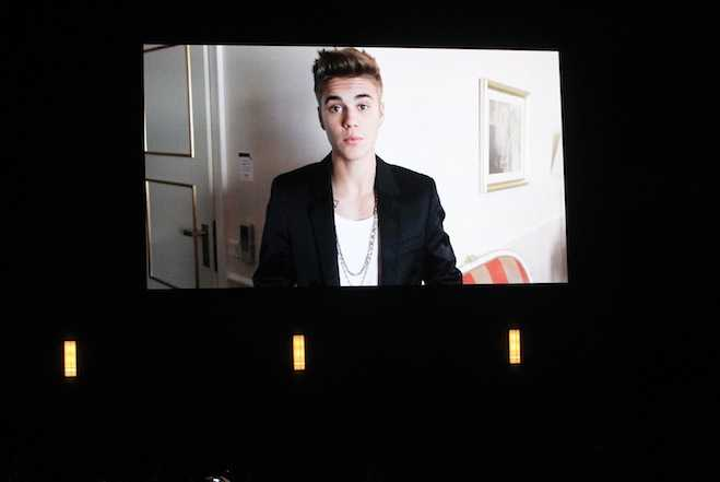 Justin Bieber Radio Disney Music Awards