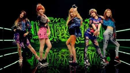 4minute What's My Name Feature