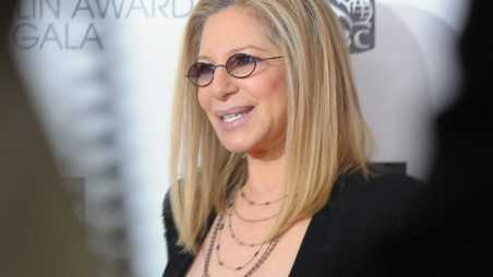 NEW YORK, NY - APRIL 22:  Barbra Streisand attends the 40th Anniversary Chaplin Award Gala at Avery Fisher Hall at Lincoln Center for the Performing Arts on April 22, 2013 in New York City.  (Photo by Michael Loccisano/Getty Images)