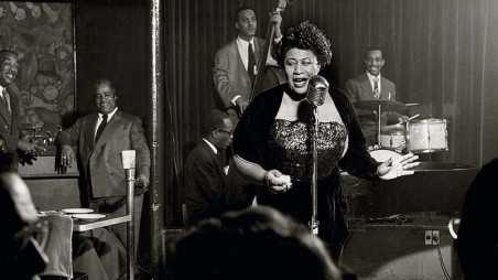 Ella Fitzgerald Birthday Feature