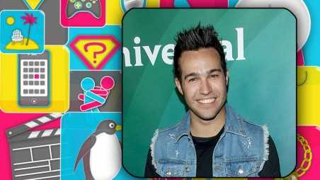 My Favorite Things Pete Wentz Feature