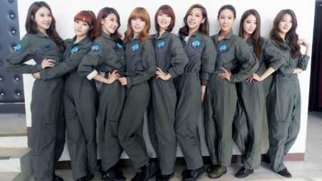 Nine Muses Comback Feature