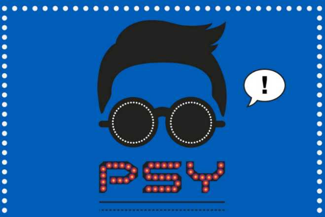PSY Gentleman Feature
