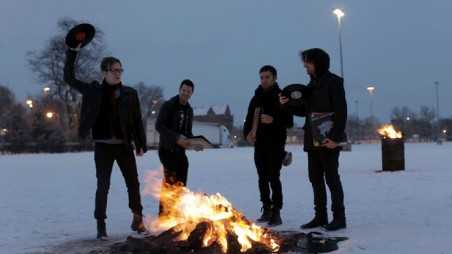 fall out boy save rock and roll feature