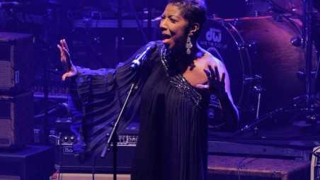 Tune In To Hep C Benefit Concert Featuring The Allman Brothers With Natalie Cole
