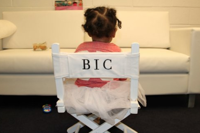 Blue Ivy Carter New Pic