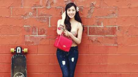 Girls' Generation Tiffany 1st Look Feature