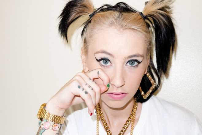 Kreayshawn Pregnant Feature