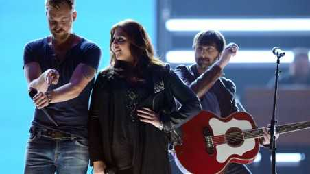 Lady Antebellum Golden Album Track By Track All For Love Feature