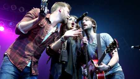 Lady Antebellum Golden Album Track By Track Cant Stand The Rain Feature