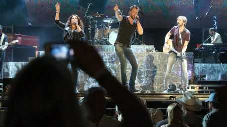Lady Antebellum Golden Album Track By Track Nothin Like Feature