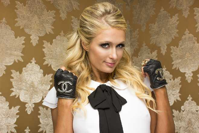 Paris Hilton Feature