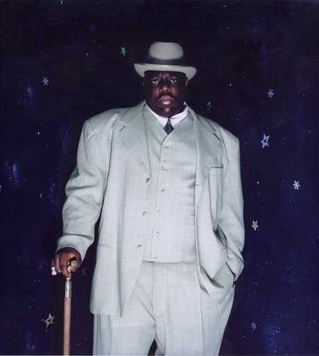 Notorious B.I.G. Suit