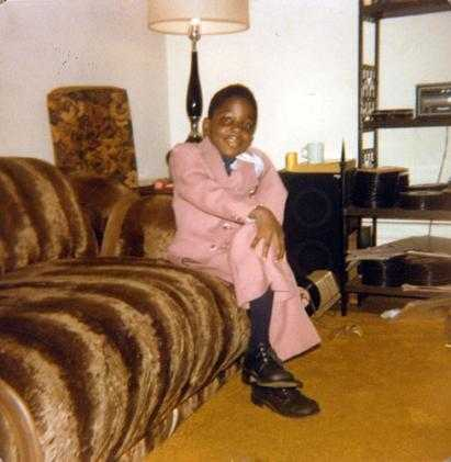 Notorious B.I.G. Biggie as a Kid