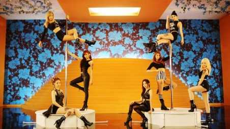 After School First Love Chart Feature