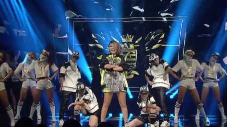 CL Baddest Female Remix Feature