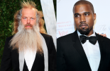 Rick Rubin and Kanye West