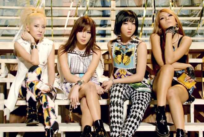 2NE1 Falling In Love Feature