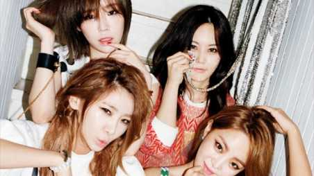 Brown Eyed Girls Black Box Feature