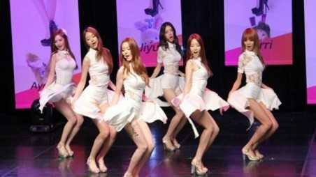 Dal Shabet Skirt Dance Feature