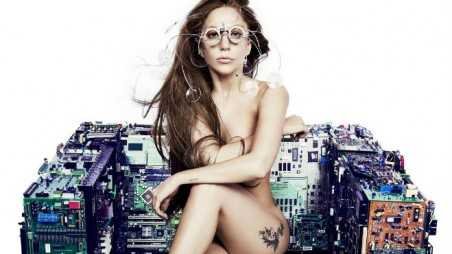 Lady GaGa Artpop Concept Photo