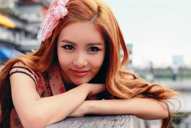Qri Becomes T-ara's New Leader Ahead Of Group's Six-Member ...