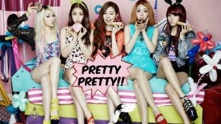 Ladies Code Pretty Pretty Feature