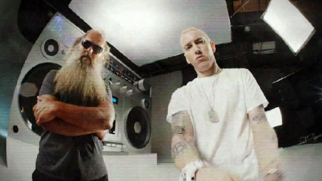 Eminem Berzerk Video