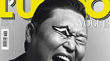 PSY Vogue Feature