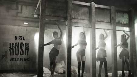 miss A Hush Feature