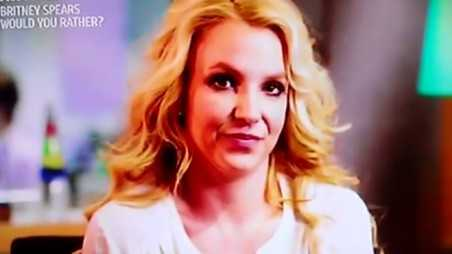 Britney Spears 4music Feature