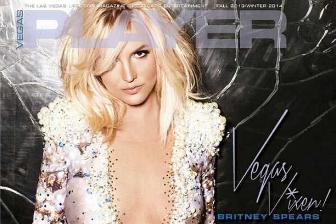 Britney Spears Vegas Player Feature