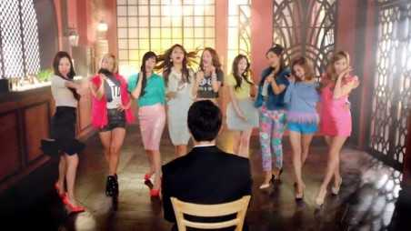 Girls' Generation My Oh My Feature