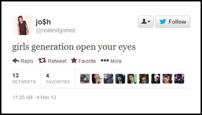 Girls Generation Racist Tweet 04