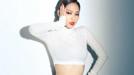 miss A Fei Sexy Feature