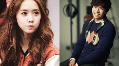 Yoona Lee Seung Gi Feature